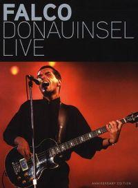 Cover Falco - Donauinsel Live [DVD]
